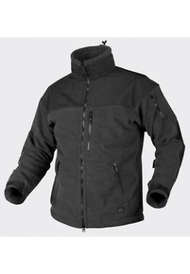 HELIKON-TEX Classic Army Fleece Jacket-black