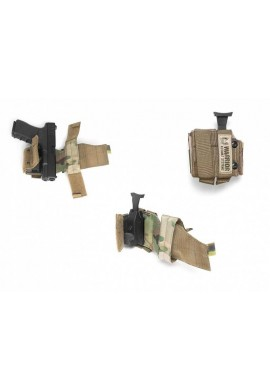 Universal Pistol Holster Warrior Multicam