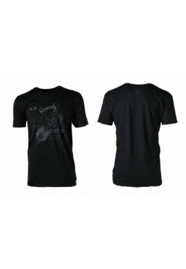Heavenly Hunter Oakley T-shirt Black