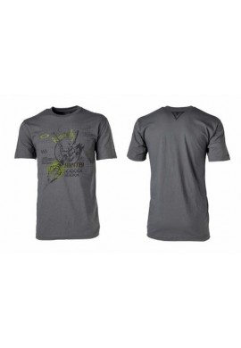 Heavenly Hunter Oakley T-shirt Sheet Metal
