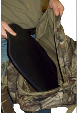 SOFT BULLETPROOF PANEL FOR BACKBAG