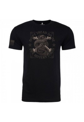 Don't Tread on Me T-shirt PipeHittersUnion
