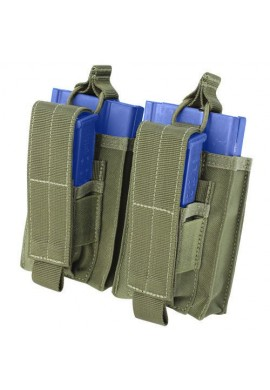 CONDOR Double M14 Kangaroo Mag Pouch OD