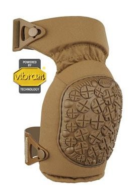 ALTA - CONTOUR 360™ Vibram® Cap Knee Pads - Coyote Brown