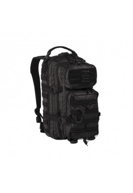 MIL-TEC Tactical Backpack US Assault small 20L, black