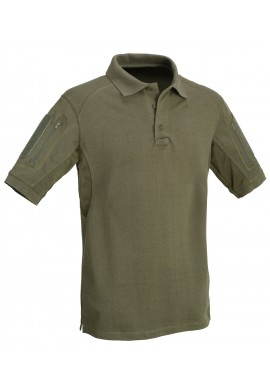 DEFCON 5 TACTICAL POLO SHORT SLEEVES Green