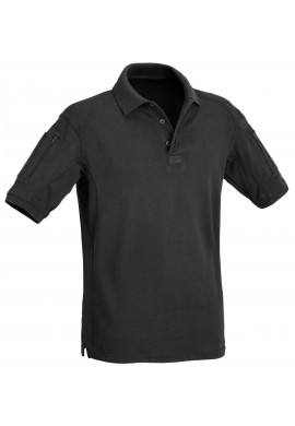 DEFCON 5 TACTICAL POLO SHORT SLEEVES Black