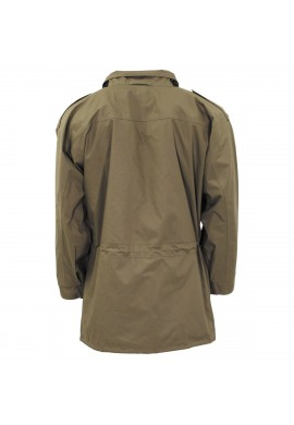 NL parka OD green, with liner