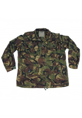 "GB smock jacket ""temporate"", DPM camo"