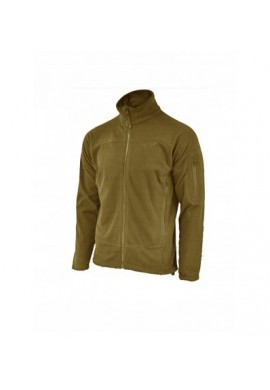 Fleece jacket CONGER coyote