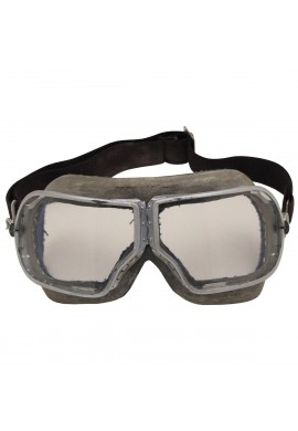 RU Aviator goggles, like new, storage marks