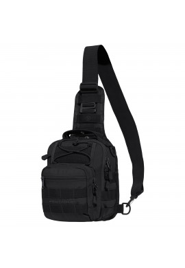 Pentagon Breast Bag UCB 2.0 Black