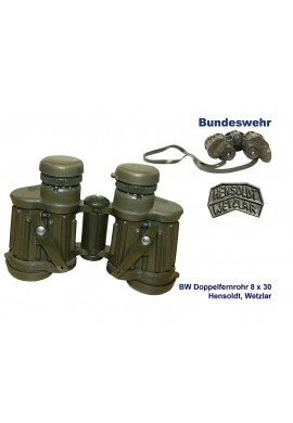 BW 8X30 HENSOLDT Βinoculars Original German Army Used