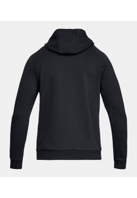 UA Rival Fleece Full-Zip Black Tactical Series