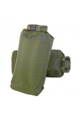 Dry Bag Side Pockets Olive (pair) - Karrimorsf
