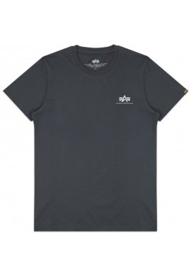 Alpha Industries T-Shirt Greyblack