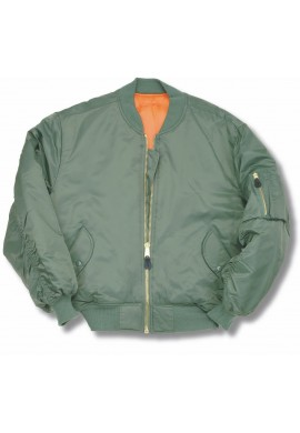 """Flight"" JACKET-green"