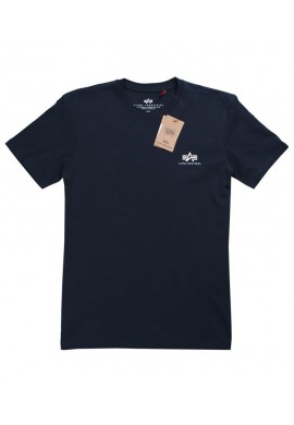 Alpha Industries T-Shirt Rep.blue