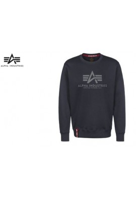 Alpha Industries Basic sweater rep.blue