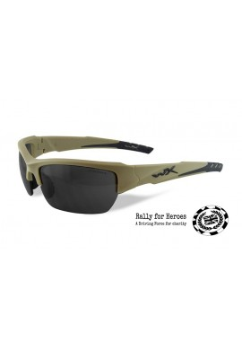 VALOR Smoke Grey Tan Frame Limited Edition Εyewear