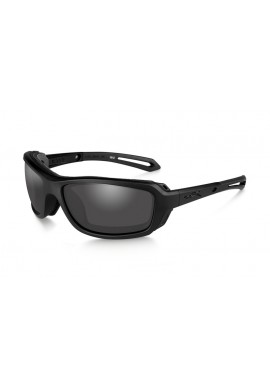 Εyewear WAVE Smoke Grey Matte Black Frame