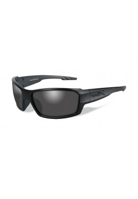 REBEL Smoke Grey Matte Black Frame Eyewear