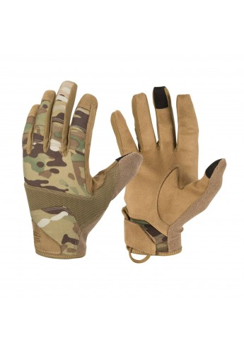 HELIKON Range Tactical Gloves - Multicam/Coyote