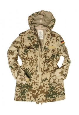 FLECKTARN TROPENTARN Parka GERMAN ARMY
