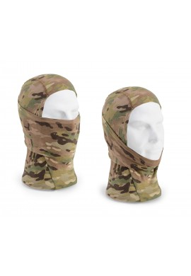 DEFCON 5 Multiuse full face/collar/balaclava-multicam