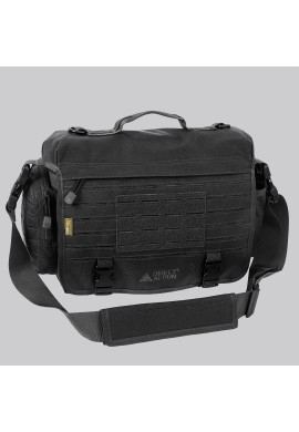 DIRECT ACTION-MESSENGER BAG Cordura-μαύρο