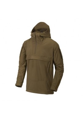 HELIKON-TEX MISTRAL Anorak Jacket-Shoft Shell-mud brown