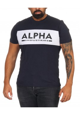 Alpha Industries Inlay T Κοντομάνικο-rep.blue