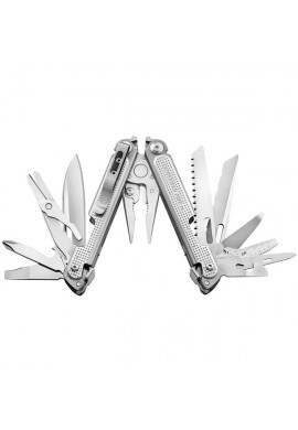 Leatherman Free P4 MultiTool-silver