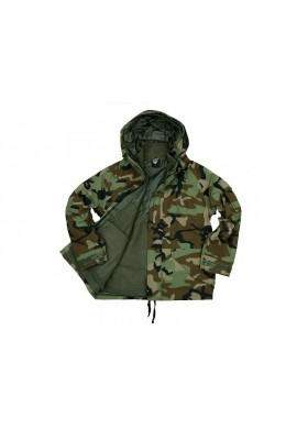 101 INC-MILITARY PARKA US Woodland