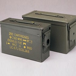 Military Ammo Cans/Boxes